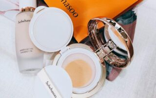 QQ截图20190212135504 320x200 - SULWHASOO SHEER LASTING GEL CUSHION 2019 REVIEW