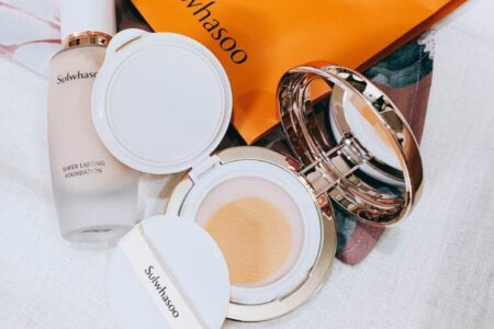 QQ截图20190212135504 450x300 - SULWHASOO SHEER LASTING GEL CUSHION 2019 REVIEW