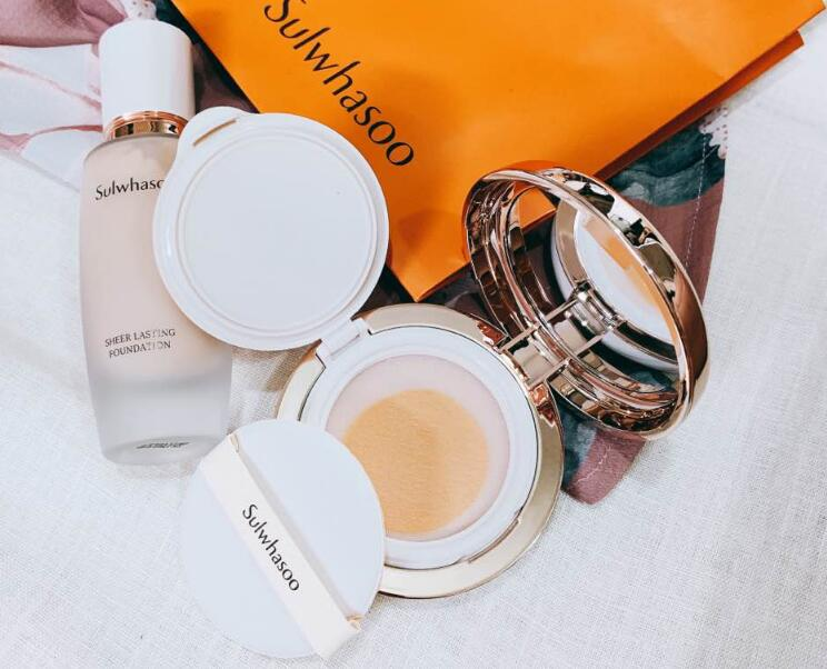 QQ截图20190212135504 - SULWHASOO SHEER LASTING GEL CUSHION 2019 REVIEW