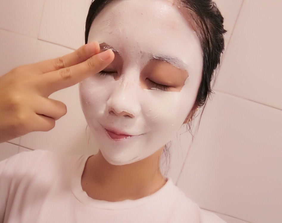 WechatIMG17 1 - KIEHL'S RARE EARTH DEEP PORE CLEANSING MASK 2018 REVIEW