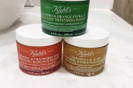 WechatIMG17 450x300 - KIEHL'S THREE SUPER COOL MASKS 2018 REVIEW