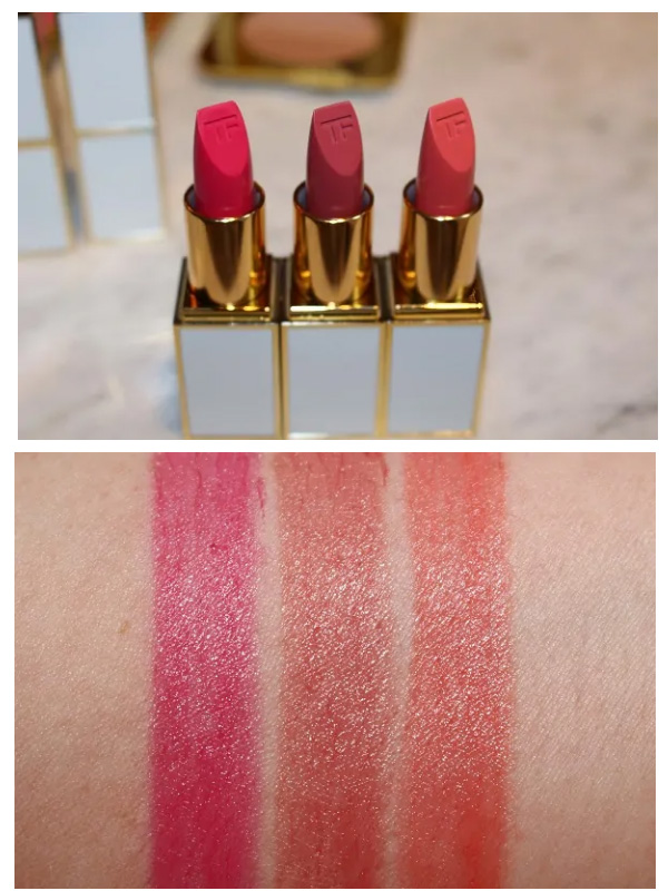 2 - Tom Ford Lip Color Sheer 2019 Review & Swatches