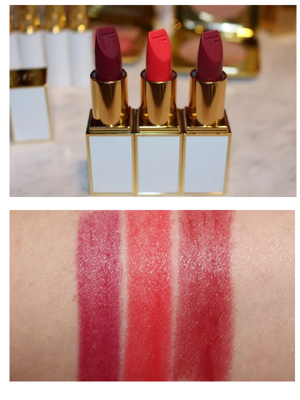 54455435 - Tom Ford Lip Color Sheer 2019 Review & Swatches