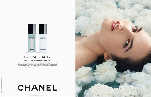 Chanel Hydra Beauty Camellia Water Cream 2019 Review Chic Moey