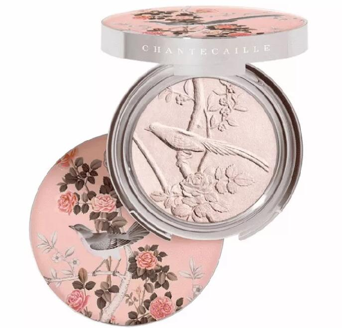QQ截图20190424173131 - Chantecaille Lumiere Rose Compact 2019 Edition Review