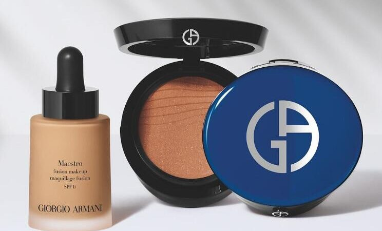 Armani Beauty Italian Sun Summer Collection 2019 744x450 - Armani Beauty Italian Sun Summer Collection 2019