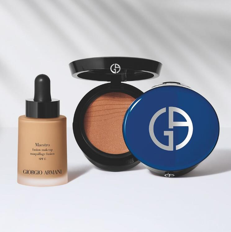 Armani Beauty Italian Sun Summer Collection 2019 - Armani Beauty Italian Sun Summer Collection 2019