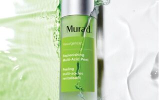 MURAD Replenishing Multi Acid Peel Available Now 320x200 - MURAD Replenishing Multi-Acid Peel Available Now