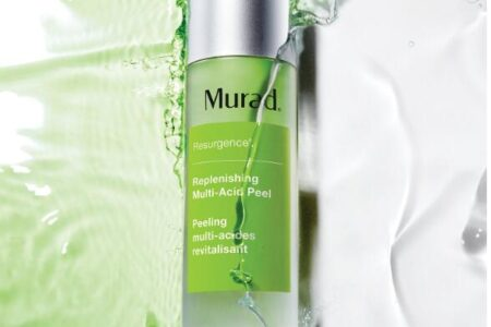 MURAD Replenishing Multi Acid Peel Available Now 450x300 - MURAD Replenishing Multi-Acid Peel Available Now