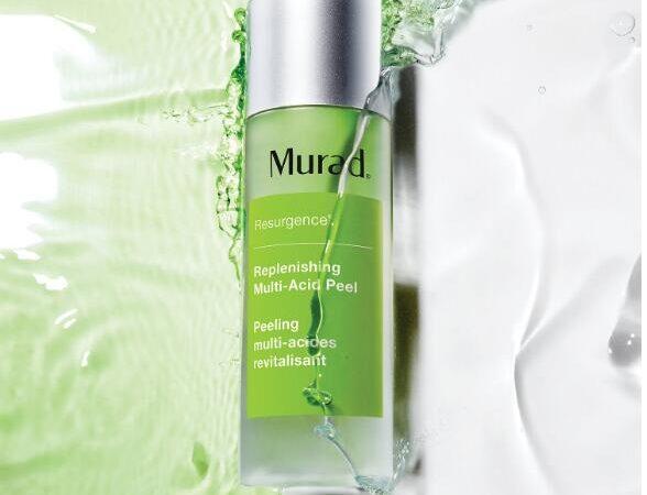 MURAD Replenishing Multi Acid Peel Available Now 588x450 - MURAD Replenishing Multi-Acid Peel Available Now