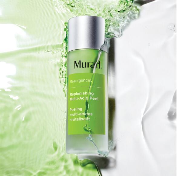 MURAD Replenishing Multi Acid Peel Available Now - MURAD Replenishing Multi-Acid Peel Available Now