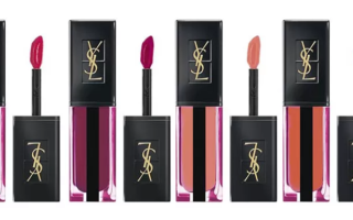 YSL Vernis A Levres Water Stain Collection Summer 2019.3 320x200 - YSL Vernis A Levres Water Stain Collection Summer 2019