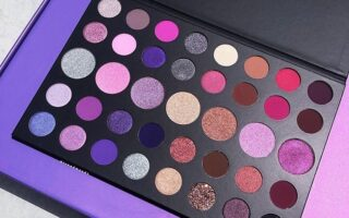 morphebrushes new 39S Palette 320x200 - Morphe Such A Gem 39S Eyeshadow Palette 2019