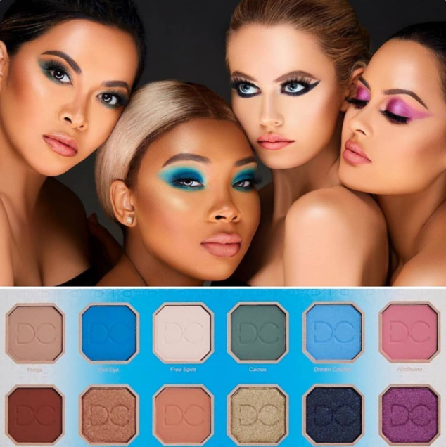 DOMINIQUE COSMETICS RUSTIC GLAM EYESHADOW PALETTE FOR SUMMER 2019 3 - DOMINIQUE COSMETICS RUSTIC GLAM EYESHADOW PALETTE FOR SUMMER 2019