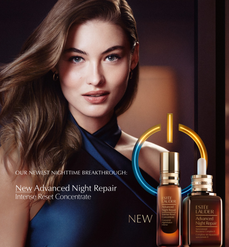 ESTEE LAUDER ADVANCED NIGHT REPAIR INTENSE RESET CONCENTRATE 5 - ESTEE LAUDER ADVANCED NIGHT REPAIR INTENSE RESET CONCENTRATE