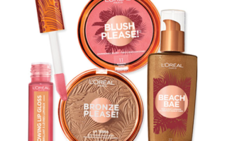 LOREAL PARIS SUMMER BELLE COLLECTION 2019 320x200 - L'OREAL PARIS SUMMER BELLE COLLECTION 2019