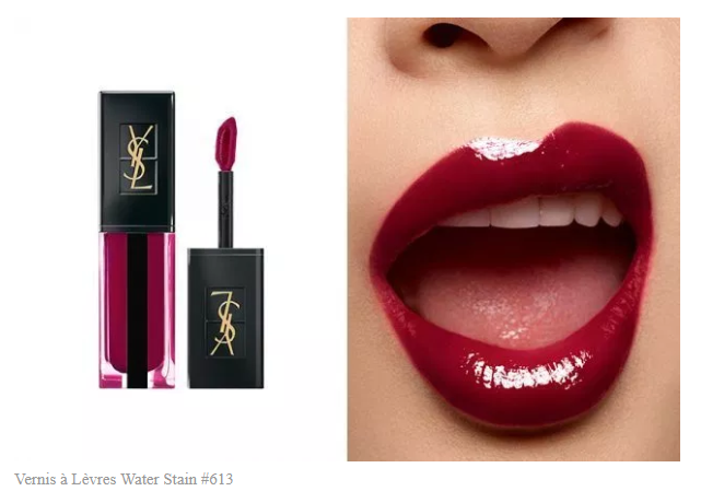 Ysl Vernis A Levres Water Stain 2019 Collection Chic Moey