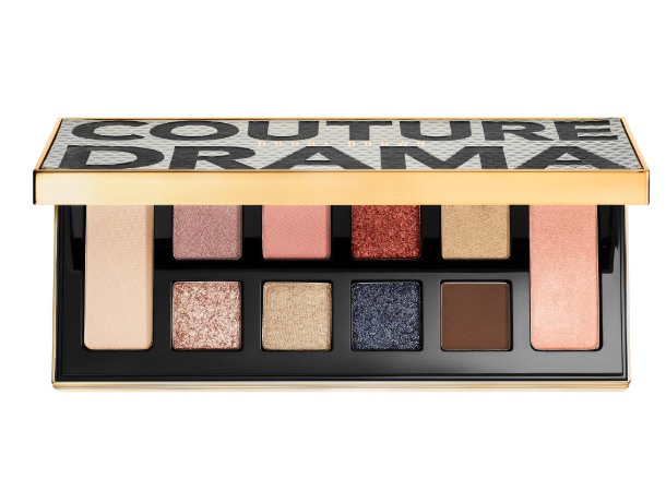 Bobbi Brown Couture Drama Eyeshadow Palette For Fall 2019