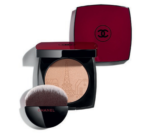 CHANEL EIFFEL TOWER ILLUMINATING POWDER FOR FALL 2019 - CHANEL EIFFEL TOWER ILLUMINATING POWDER FOR FALL 2019