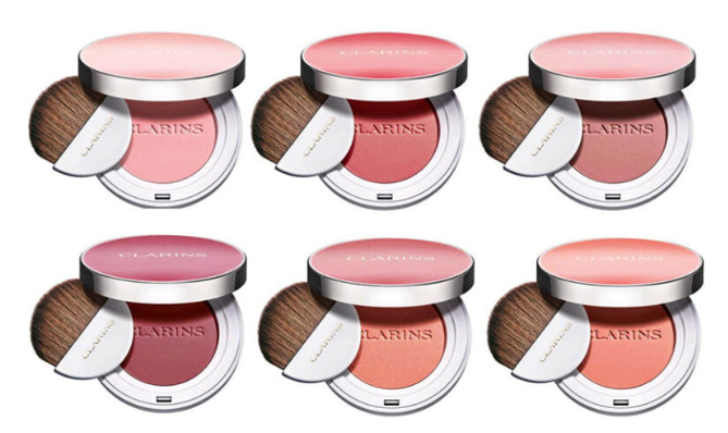 CLARINS GET CHEEKY FALL 2019 COLOR COLLECTION 1 - CLARINS GET CHEEKY FALL 2019 COLOR COLLECTION
