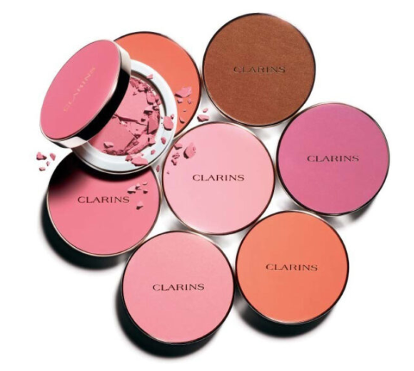 CLARINS GET CHEEKY FALL 2019 COLOR COLLECTION - CLARINS GET CHEEKY FALL 2019 COLOR COLLECTION