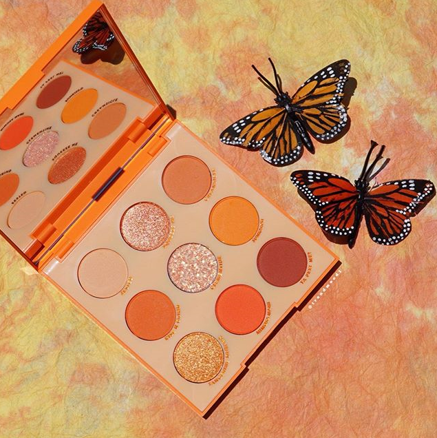 COLOURPOP FULL ORANGE YOU GLAD COLLECTION FOR SUMMER 2019 1 - COLOURPOP FULL ORANGE YOU GLAD COLLECTION FOR SUMMER 2019