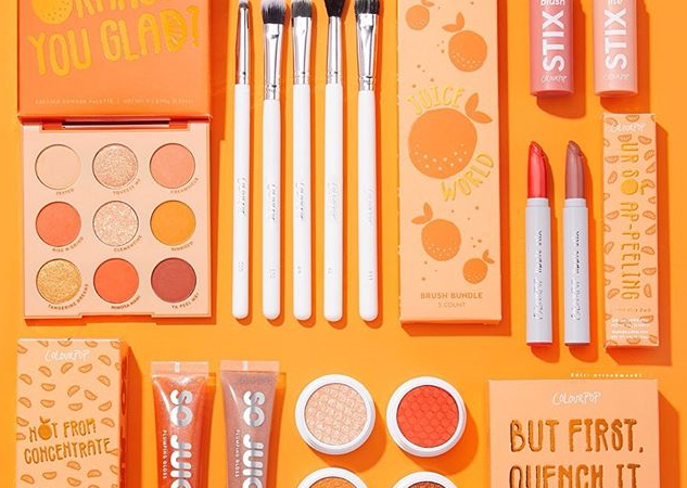 COLOURPOP FULL ORANGE YOU GLAD COLLECTION FOR SUMMER 2019 633x450 - COLOURPOP FULL ORANGE YOU GLAD COLLECTION FOR SUMMER 2019
