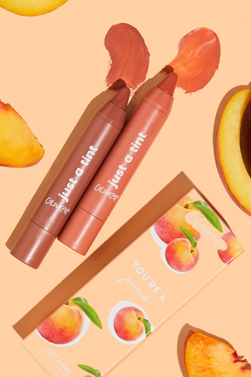COLOURPOP NEW JUST A TINT LIP CRAYONS 2019 2 - COLOURPOP NEW JUST A TINT LIP CRAYONS 2019