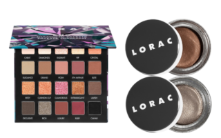 LORAC LUX DIAMOND PALETTE LUX DIAMOND CREME EYESHADOW FOR 2019 320x200 - LORAC LUX DIAMOND PALETTE & LUX DIAMOND CREME EYESHADOW FOR 2019