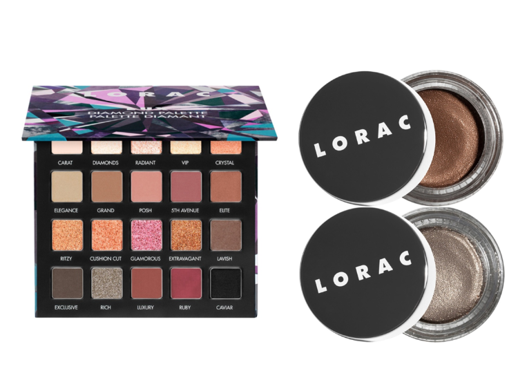LORAC LUX DIAMOND PALETTE LUX DIAMOND CREME EYESHADOW FOR 2019 - LORAC LUX DIAMOND PALETTE & LUX DIAMOND CREME EYESHADOW FOR 2019