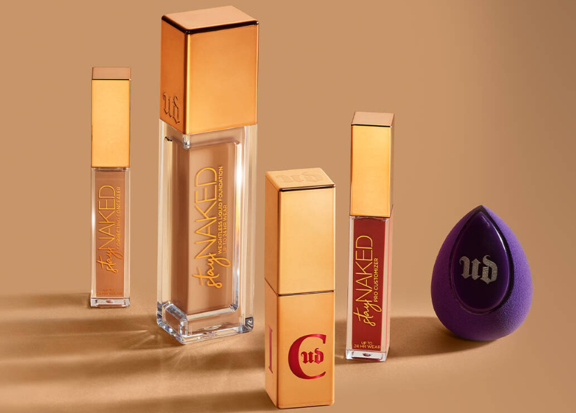 URBAN DECAY STAY NAKED FALL 2019 COLLECTION - URBAN DECAY STAY NAKED FALL 2019 COLLECTION