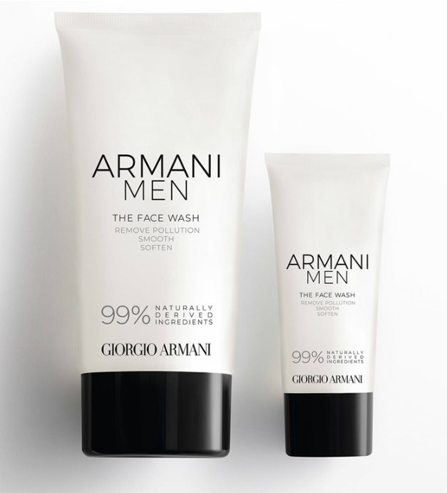 ARMANI MEN SKINCARE FALL 2019 COLLECTION 1 - ARMANI MEN SKINCARE FALL 2019 COLLECTION