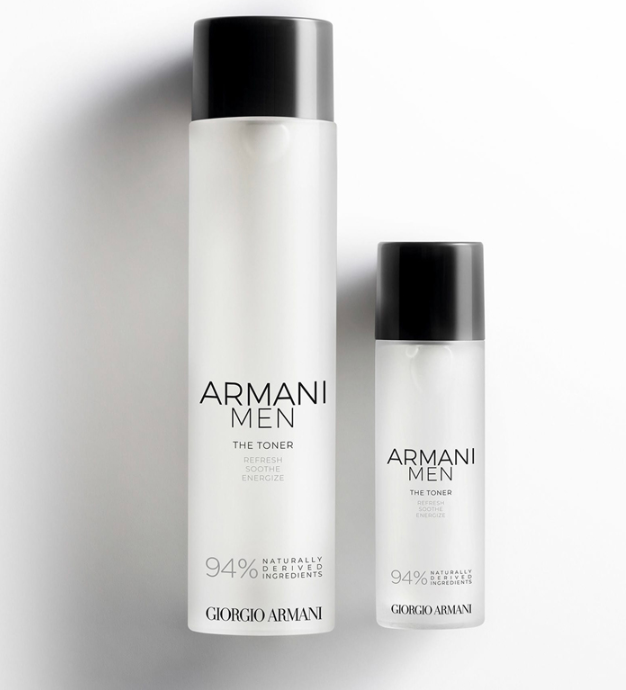 ARMANI MEN SKINCARE FALL 2019 COLLECTION 2 - ARMANI MEN SKINCARE FALL 2019 COLLECTION