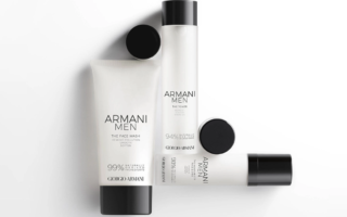 ARMANI MEN SKINCARE FALL 2019 COLLECTION 4 320x200 - ARMANI MEN SKINCARE FALL 2019 COLLECTION