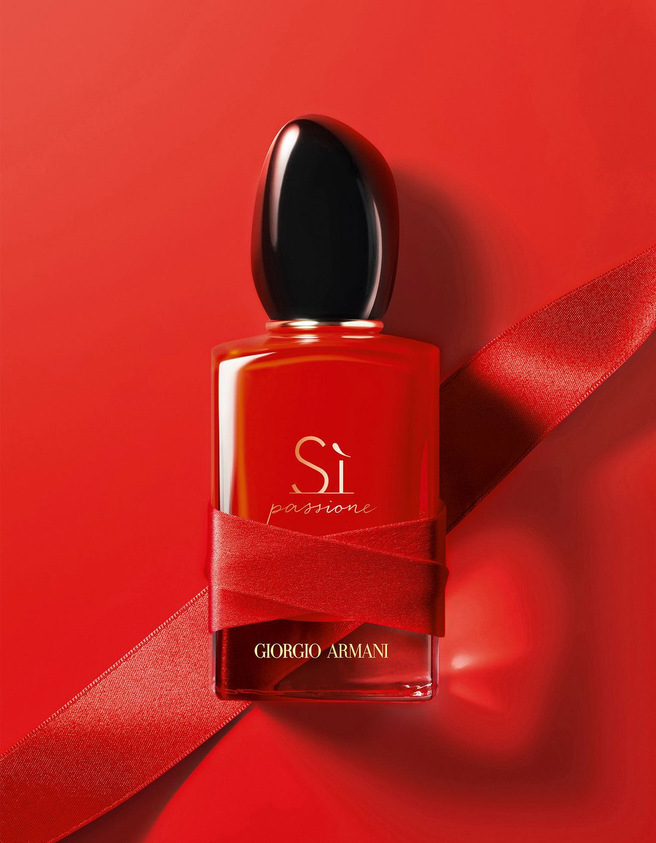 ARMANI PASSIONE RED MAESTRO FALL 2019 COLLECTION 6 - ARMANI PASSIONE RED MAESTRO FALL 2019 COLLECTION