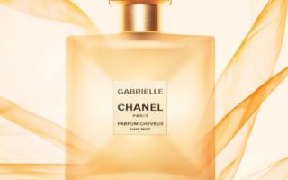 CHANEL GABRIELLE HAIR MIST FOR SEPTEMBER 2019 1 320x200 - CHANEL GABRIELLE HAIR MIST FOR SEPTEMBER 2019