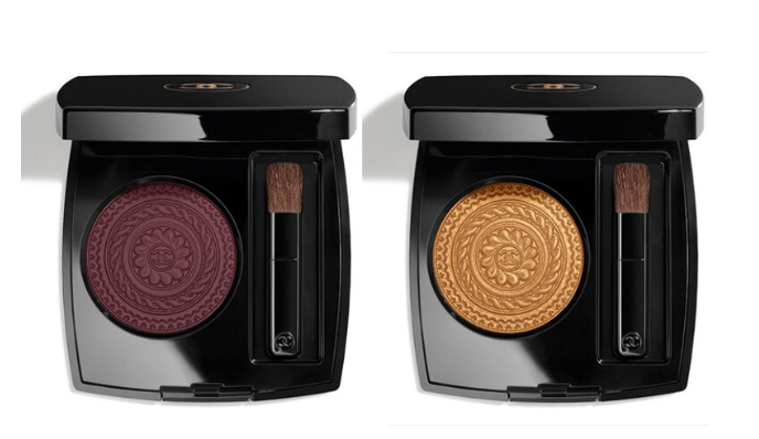 CHANEL HOLIDAY 2019 MAKEUP COLLECTION 3 - CHANEL 2019 Christmas Holiday Collection And Sets