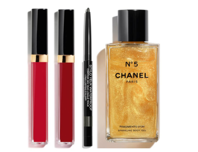 CHANEL HOLIDAY 2019 MAKEUP COLLECTION 5 - CHANEL 2019 Christmas Holiday Collection And Sets