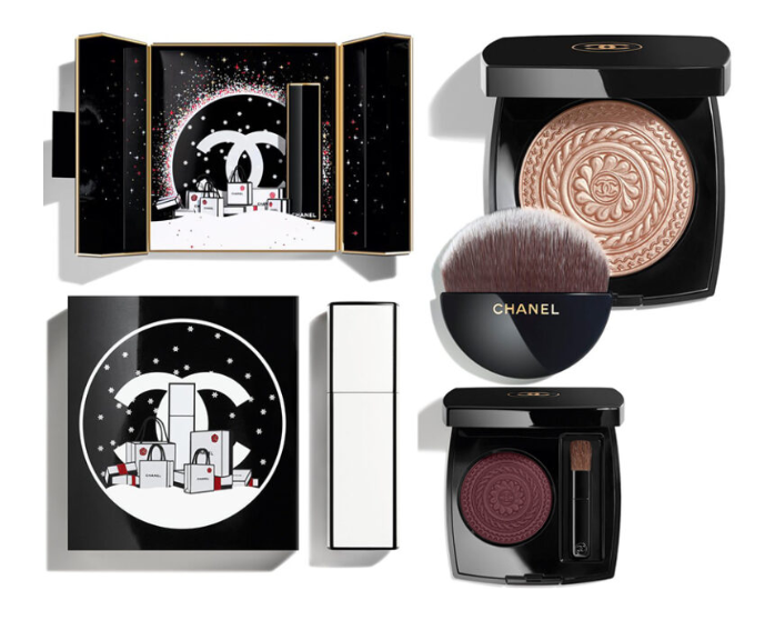CHANEL HOLIDAY 2019 MAKEUP COLLECTION 9 - CHANEL 2019 Christmas Holiday Collection And Sets