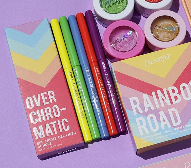 COLOURPOP COSMETICS RAINBOW COLLECTION FOR 2019 1 - COLOURPOP COSMETICS RAINBOW COLLECTION FOR 2019
