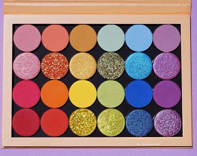 COLOURPOP COSMETICS RAINBOW COLLECTION FOR 2019 6 - COLOURPOP COSMETICS RAINBOW COLLECTION FOR 2019