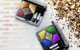 "DIOR HAPPY 2020 HOLIDAY 2019 MAKEUP COLLECTION 1 320x200 - DIOR ""HAPPY 2020"" 2019 Christmas Holiday Collection"