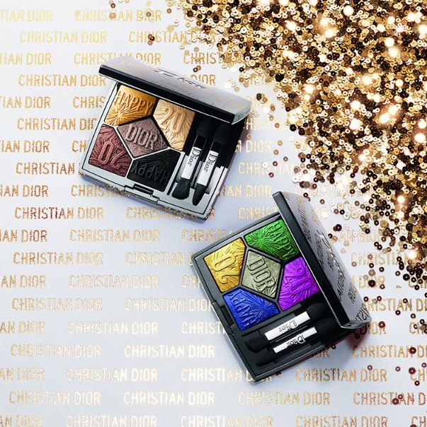 "DIOR HAPPY 2020 HOLIDAY 2019 MAKEUP COLLECTION 1 - DIOR ""HAPPY 2020"" 2019 Christmas Holiday Collection"