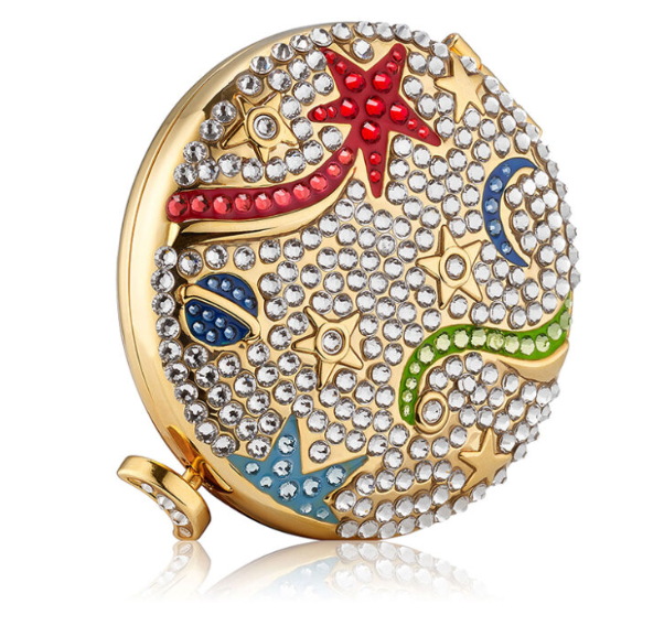 ESTEE LAUDER HOLIDAY 2019 COMPACTS BY MONICA RICH KOSANN 1 - ESTEE LAUDER 2019 Christmas Holiday Collection