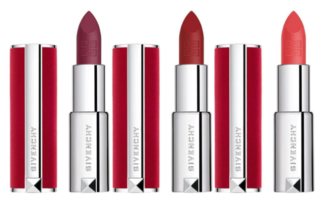 GIVENCHY LE ROUGE DEEP VELVET LIPSTICK FALL 2019 COLLECTION 320x200 - GIVENCHY LE ROUGE DEEP VELVET LIPSTICK FALL 2019 COLLECTION