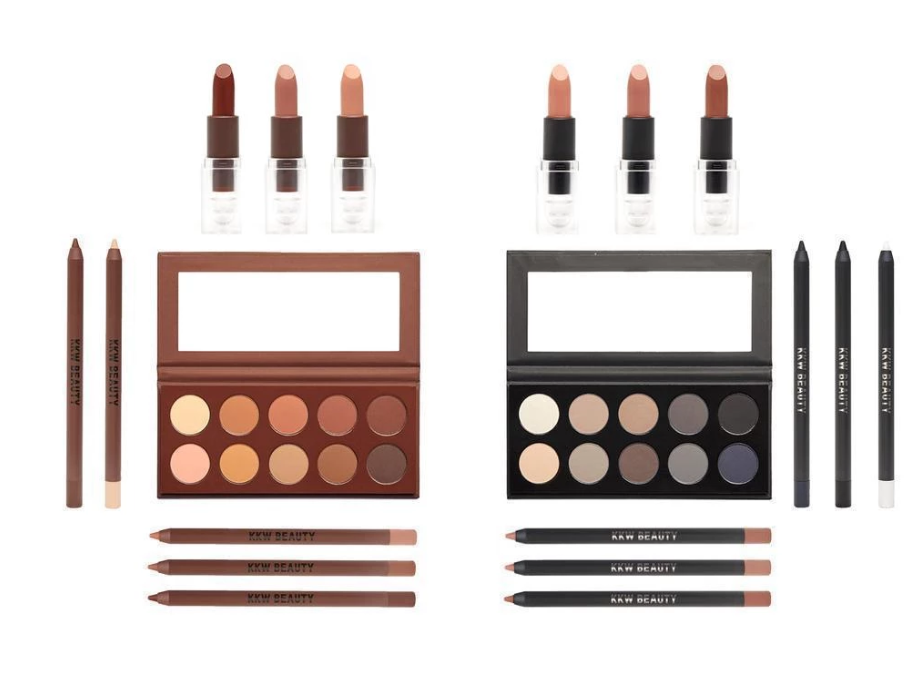 KKW BEAUTY NEW 90s INSPIRED MATTE COLLECTION - KKW BEAUTY NEW 90s-INSPIRED MATTE COLLECTION