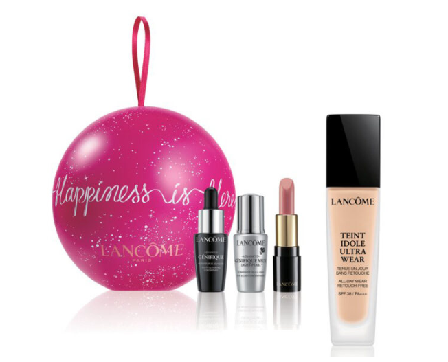LANCOME HOLIDAY 2019 MAKEUP COLLECTION GIFT SETS 2 - LANCOME 2019 Christmas Holiday Collection & Gift Sets