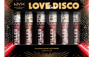 NYX LOVE LUST DISCO HOLIDAY 2019 MAKEUP COLLECTION 16 320x200 - NYX LOVE LUST DISCO 2019 Christmas Holiday Collection