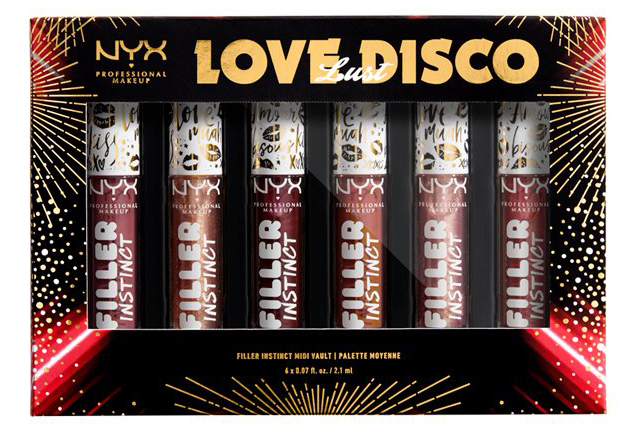 NYX LOVE LUST DISCO HOLIDAY 2019 MAKEUP COLLECTION 16 - NYX LOVE LUST DISCO 2019 Christmas Holiday Collection