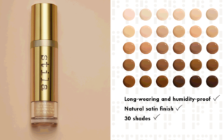 Stila New Hide Chic Fluid Foundation 2019 3 320x200 - STILA NEW HIDE & CHIC FLUID FOUNDATION 2019
